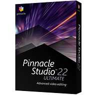 Pinnacle Studio 22 Ultimate - Video Editing Software