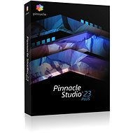 Pinnacle Studio 23 Plus (BOX) - Video Editing Software