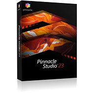 Pinnacle Studio 23 Standard (BOX) - Video Editing Software