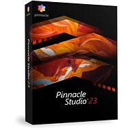 Pinnacle Studio 23 Standard (electronic license) - Video software