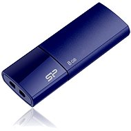 Silicon Power Ultima U05 Blue 8GB - USB Flash Drive