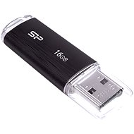 Silicon Power Ultima U02 Black 16GB - USB Flash Drive