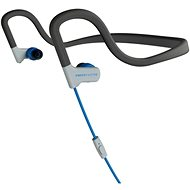 Energy Sistem Earphones Sport 2 Blue - Headphones with Mic