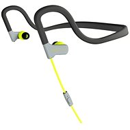 Energy Sistem Earphones Sport 2 Yellow - Headphones with Mic
