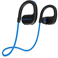 Energy Sistem Earphones BT Running 2 Neon Blue - Headphones with Mic