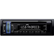 JVC KD-T401 - Car Stereo Receiver