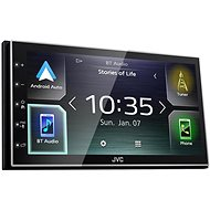 JVC KW-M741BT - Car Stereo Receiver