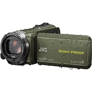 JVC GZ-R435G - Digital Camcorder