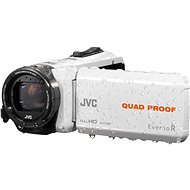 JVC GZ-R435W - Digital Camcorder