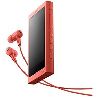 Sony NW-A45HNR red - FLAC Player