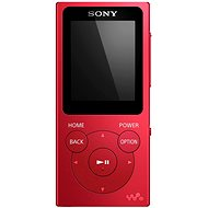 Sony WALKMAN NWE-393R Red - MP3 Player