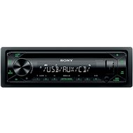 Sony CDX-G1302U - Car Stereo Receiver