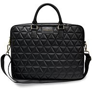 "Guess Quilted for 15"" Laptop, Black - Laptop Case"