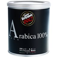Vergnano 100% Arabica Moka, ground, 250g