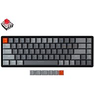 Keychron K6 68 Key Hot-Swappable Switch Mechanical - US - Gaming Keyboard