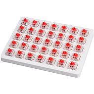 Keychron Kailh Switch Set 35pcs/Set Red - Mechanical Switches