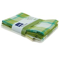 Kela PASADO Dish Cloths, 3pcs, Green, KL-15960