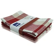 Kela PASADO Dish Cloth 3pcs, Red KL-15963