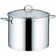 Kela Pot with CAILIN glass cover stainless steel 13.5l