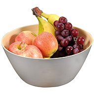 Kesper Brown Bowl for Fruits and Salads, 25 x 25cm - Bowl