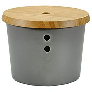 Kesper Jar with Bamboo Lid, 19cm - Container