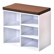 Kesper Shoe Cabinet with Bench - Shoe