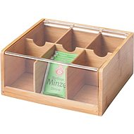 Kesper Box for Tea, with Lid - Storage Box