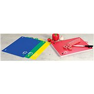 Kesper Cutting Board with 4 Surfaces, 40x30cm