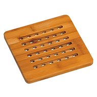 Kesper Pot Holder, Square, Bamboo - Pad