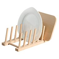 Kesper Stand for 6 Plates, 25 x 14cm - Stand