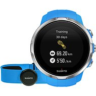 Suunto SPARTAN RACER BLUE HR - Sports Watch