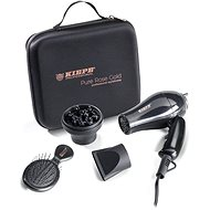 Kiepe Pure Rose Gold Travel Kit Set - Hair Dryer