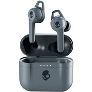 Skullcandy Indy Fuel True Wireless In-Ear, Grey - Wireless Headphones