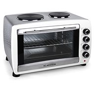 Klarstein Omnichef 45 with a double whirlpool white - Mini Oven