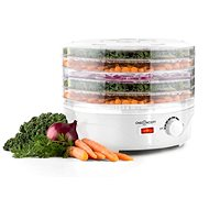 OneConcept Bonsai White - Food dehydrator