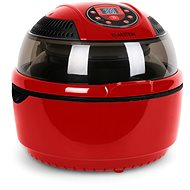 Klarstein VitAir Hot Air Fryer - Red - Fryer