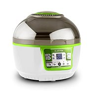 Klarstein VitAir Turbo Hot Air Fryer - Green and White - Fryer