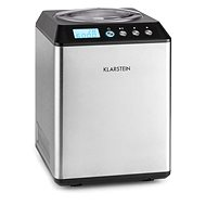 Klarstein Vanilly Sky Family, Silver - Ice Cream Maker