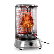 oneConcept Kebap Master, Silver - Electric Grill