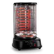 OneConcept Kebap Master Black - Electric Grill