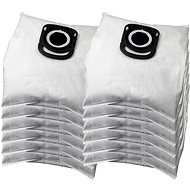 KOMA WB03PL - Set of 12 Vacuum Cleaner Bags for ROWENTA RO6441 Silence Force EXTREME - Vacuum Cleaner Bags