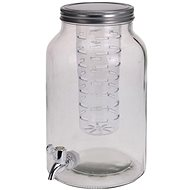Koopman Bottle 5500ml, with Tap, with Leaching and Cooling - Drinks Dispenser