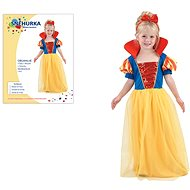 Carnival Dress - Snow XS Size - Children's costume