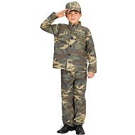 Carnival Costume - Soldier, size S