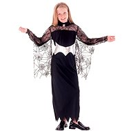 Carnival Dress - Queen of spiders size M - Children's costume
