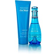 DAVIDOFF Cool Water Woman EdT Set 105ml - Perfume Gift Set