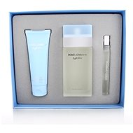 DOLCE & GABBANA Light Blue EdT Set 185ml