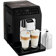 Krups EA891810 Evidence, Black - Automatic coffee machine