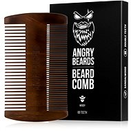 ANGRY BEARDS Wooden - Comb