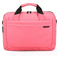 "Kingsons City Commuter Laptop Bag 13.3"" pink - Laptop Backpack"